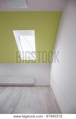 Skylight In Modern House