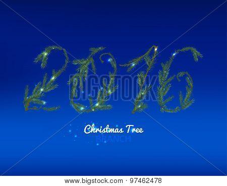 Christmas tree figures
