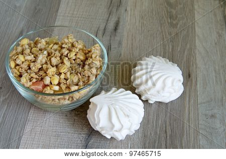 White Zephyr And Dry Breakfast