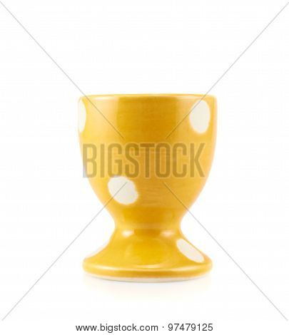 Colorful empty egg holder