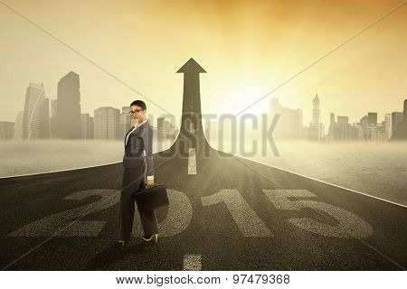Manager On The Road Toward Future 2015
