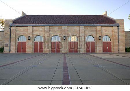 Wigington Pavilion Entryway