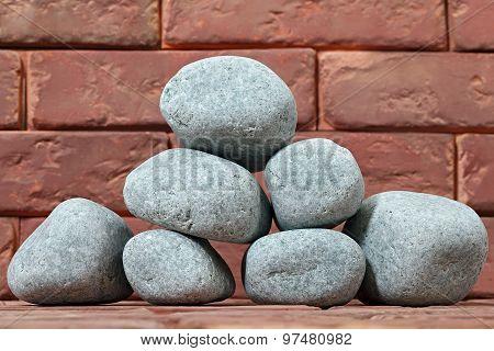 Sauna Stones.