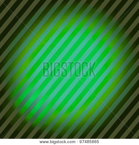 Green striped background  design illustration template