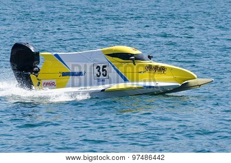 Motorglass F1 Team Testings