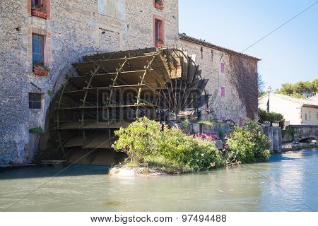 Watermill Provence France