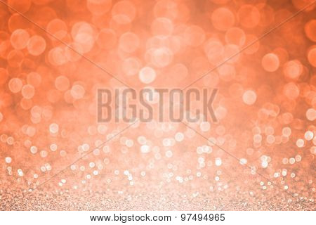 Abstract Autumn Sparkle Background