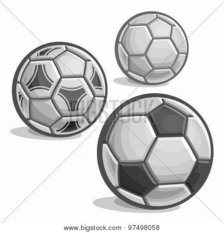 Images of balls for soccer