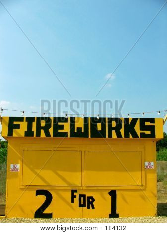 Fireworks Stand 1