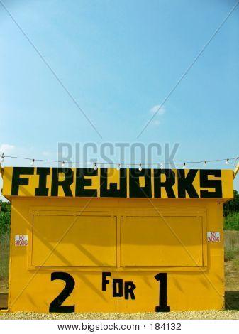 Fireworks Stand 1