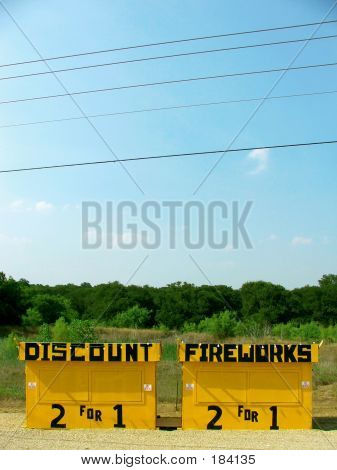 Fireworks Stand 2