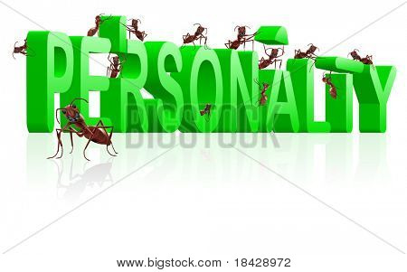 personality building strong and powerful person psychology