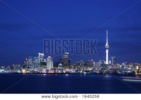 Paisaje urbano de Auckland
