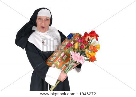 Birthday Nun, Sister