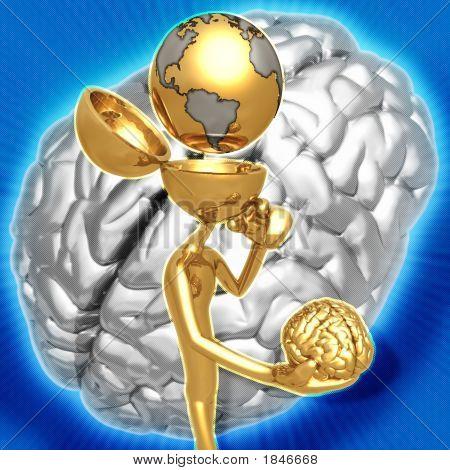 Golden World Mind
