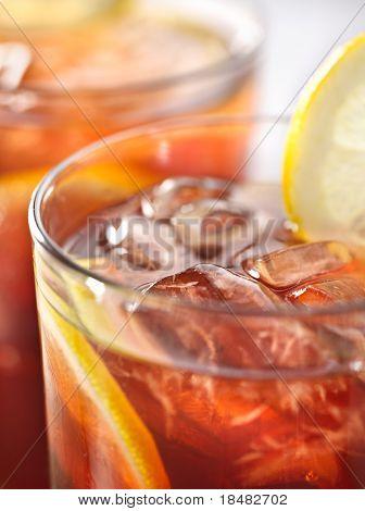 iced tea macro