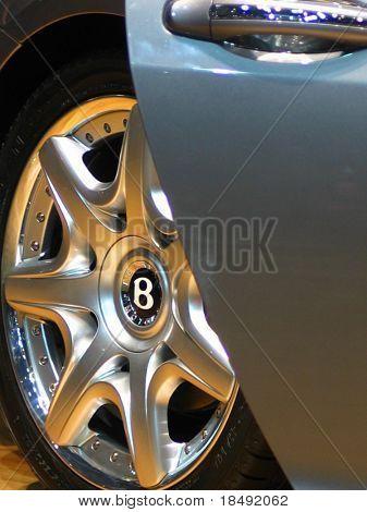 Sports Wheel