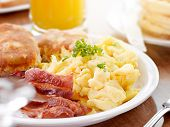 foto of breakfast  - sunny breakfast - JPG