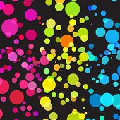 stock photo of dot pattern  - Vector  - JPG