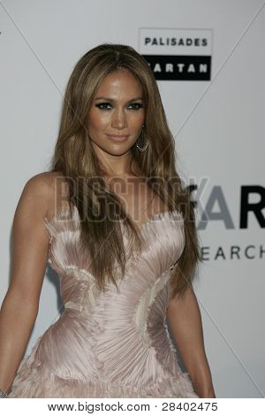 ANTIBES - MAY 20: Jennifer Lopez at the AMFAR Cinema Against Aids Gala at the Hotel Du Cap on  May 20, 2010 in Antibes, France