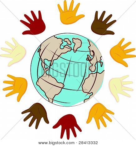 United Hands Of The World
