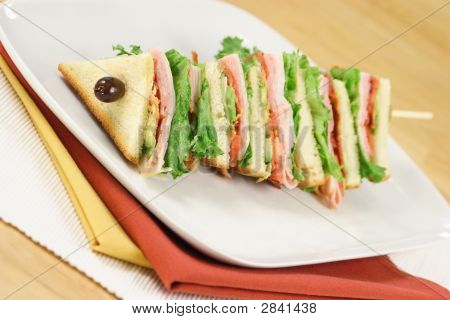 Catering Club Sandwich