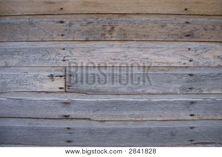 Wood Grain Close-Up