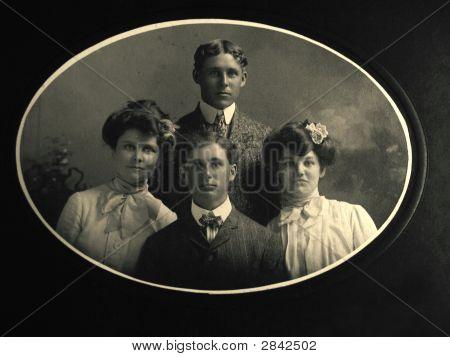 Vintage Family Photo