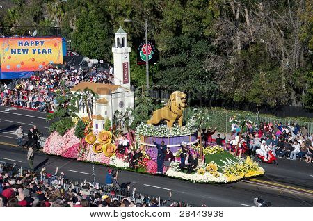 2012 Tournament of Roses Parade-LMU