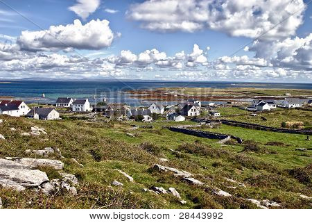 Kileany, Inis Mór Island, Ireland
