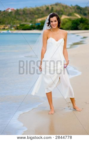 Outdoor Bride