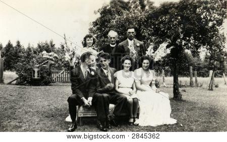 Vintage 1920 Photo