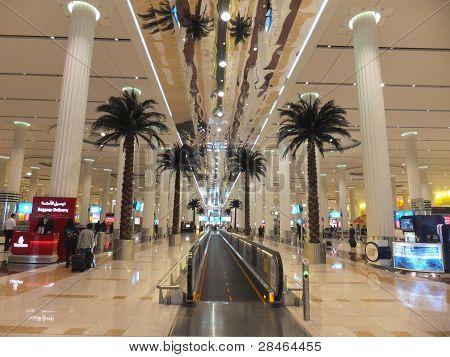 Dubai Airport Terminal