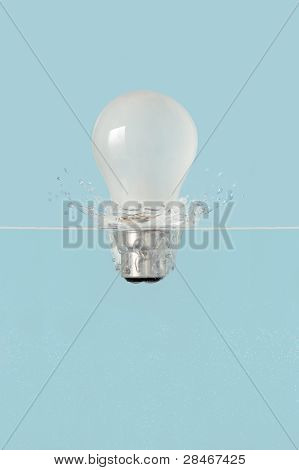Water Light Bulb