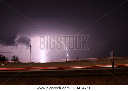 Supercell Lightning