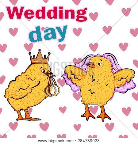 Marry Me Wedding Card With