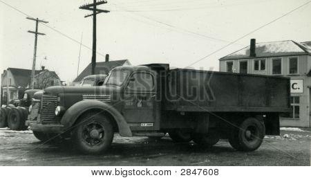 Vintage 1933 Trucks