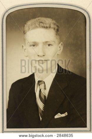 Vintage 1930 Pic