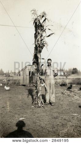 Vintage 1933 Photo