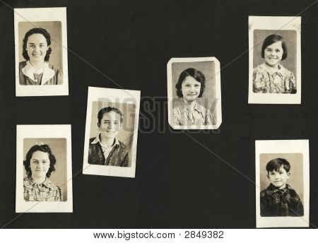 Vintage 1927 Photos