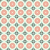 Vintage Background In Shabby Chic Style As Abstract Pattern poster