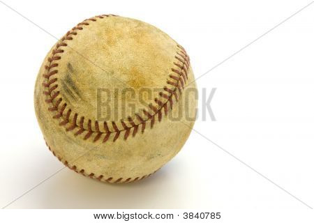 Skuffed Baseball