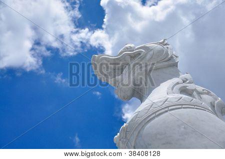 The lion Singha