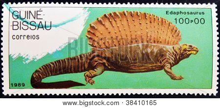 GUINEA BISSAU - CIRCA 1989