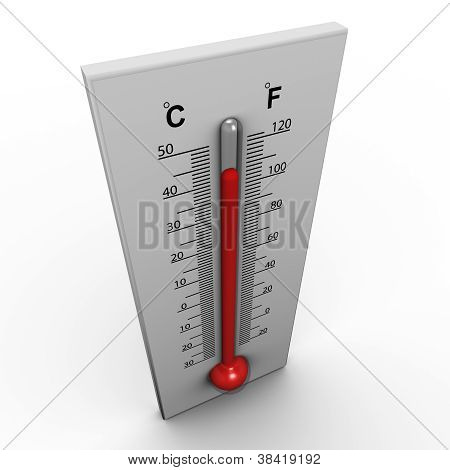 3D Thermometer