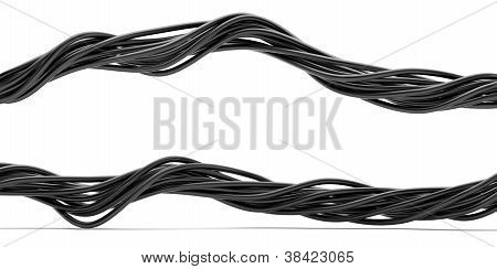 Bundle of electric cables