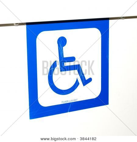 Handicap-symbol