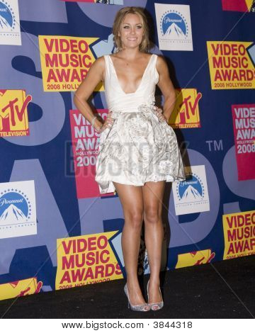 Ashley Tisdale At The Mtv Vma\'S