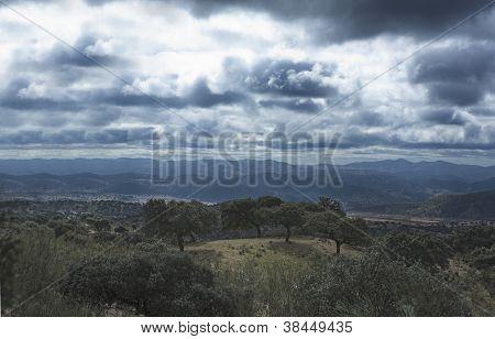 Sierra La Jayona Outskirts II