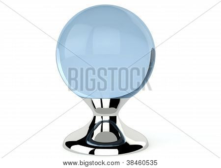 Empty Crystal Ball